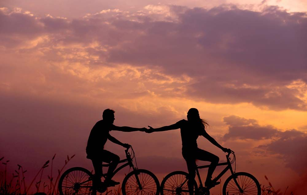Cyclists dating site
