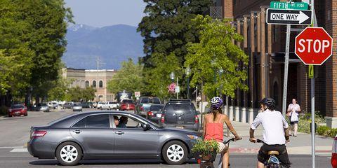 Delaware Passes Idaho Stop