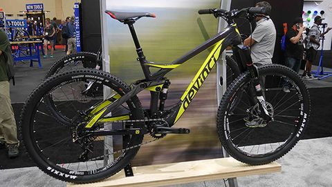 Devinci Troy mountain bike for 2016