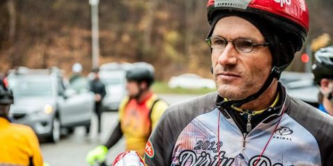 danny chew million mile man cycling