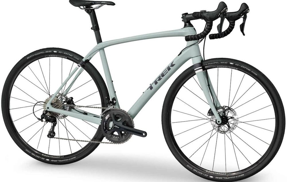 Trek's Domane is Made for Dirt | Bicycling