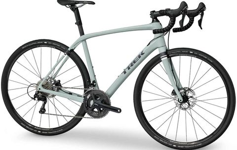 Trek's Domane is Made for Dirt   Bicycling
