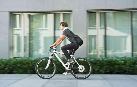 Do you pedal e-bikes?