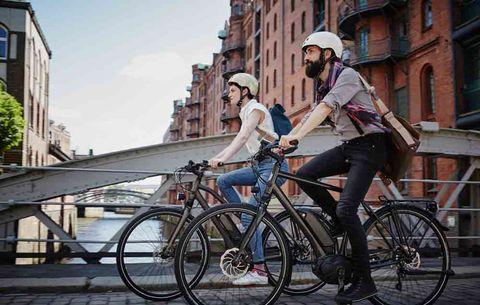 What Are E-Bikes?