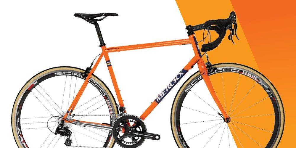 Best Road Bikes Eddy Merckx Liege 75 Bicycling