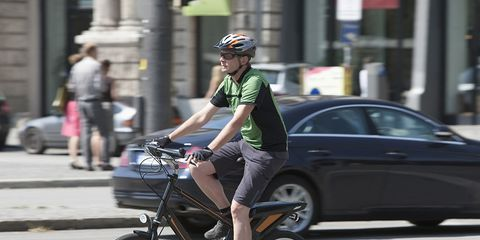 Electric Bikes Reduce Driving