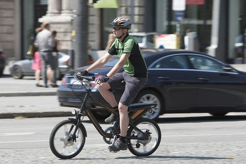 E-Bikes Are Getting More People Out of Their Cars
