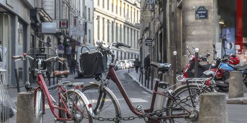 Electric Bikes Paris