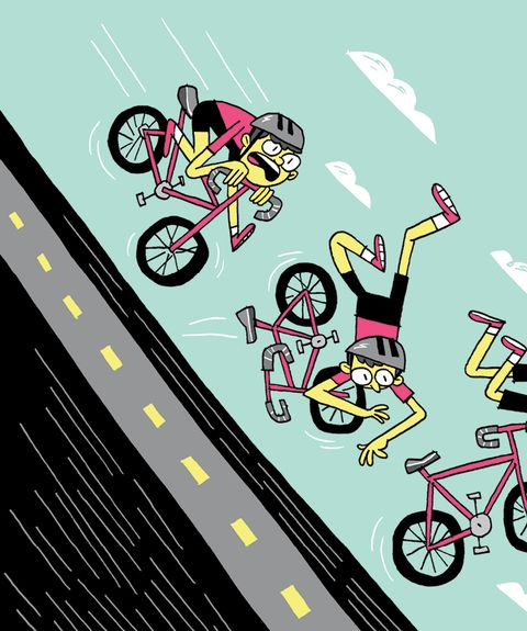 You Got This! Overcome the 4 Biggest Cycling Fears.