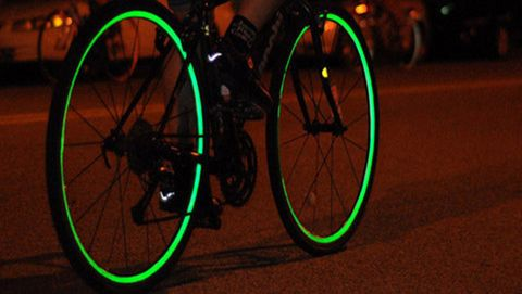 Lights Out: 11 Pieces of Brilliantly Reflective Cycling Gear