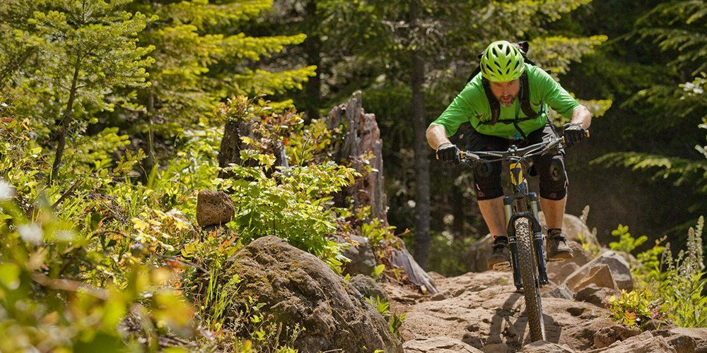 Become a Better Mountain Biker with Flat Pedals