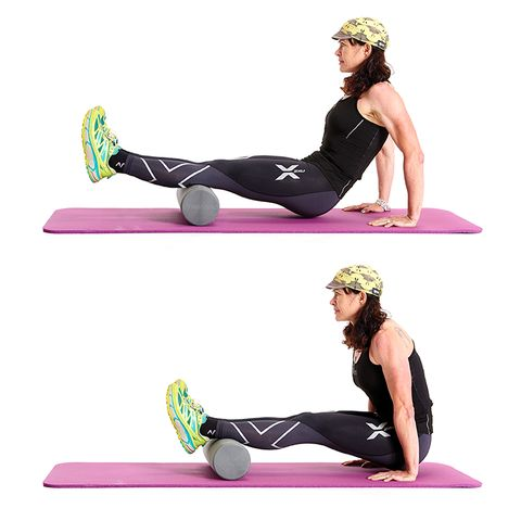 Foam-Rolling Moves for Every Cycling Muscle
