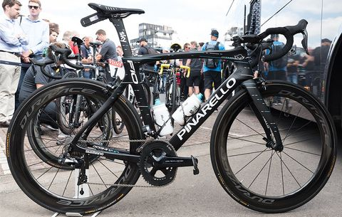 ​Check Out Chris Froome's Pinarello Dogma F10