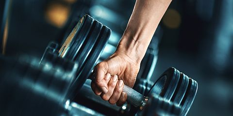 heavy weight lifting