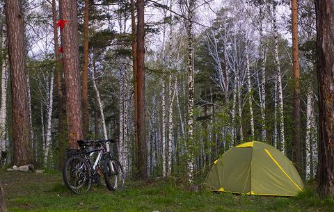 455bfe537fb5 Best Cyclist Camping Gear - Bike Camping Gear | Bicycling