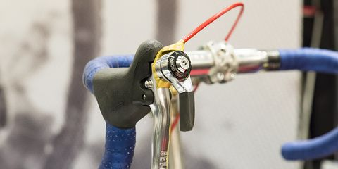Gevenalle's shifters are intended to be simple and reliable