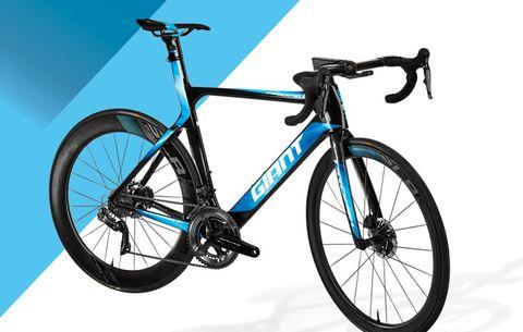 The Giant Propel Advanced SL 0 Disc Is the Ultimate Aero Road Bike