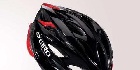 Bicycle helmet, Helmet, Bicycles--Equipment and supplies, Clothing, Personal protective equipment, Black, Bicycle clothing, Red, Motorcycle helmet, Sports equipment,