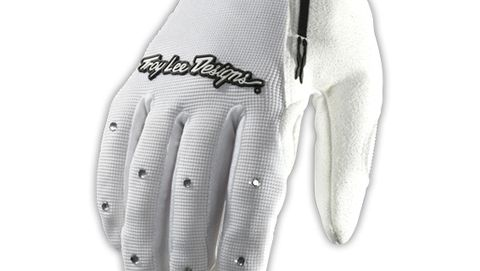 Troy Lee Women's XC Glove White