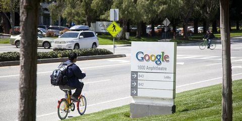 Google Gbike