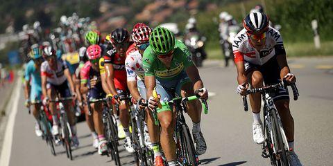 Tour de France sprint