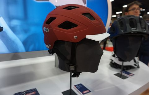 Abus helmet.