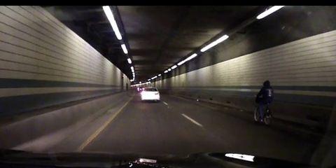 Hubway Bike Share Boston Highway Video