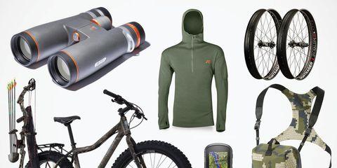 Essential Bike Hunting Gear