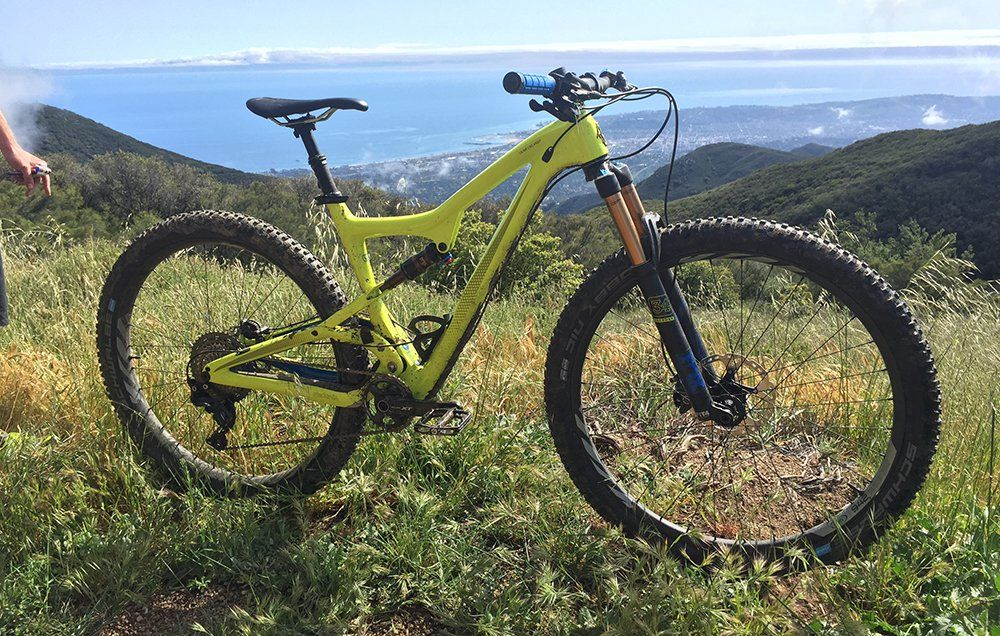 First Ride: Ibis Ripley LS   Bicycling