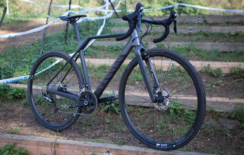 Canyon's New Inflite CF SLX 9 0 Cyclocross Bike, Tested