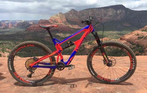 First Ride Impressions: Intense Carbine 29 | Bicycling