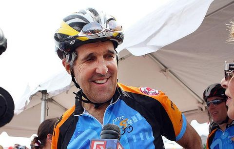 John Kerry bike