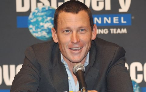 lance armstrong thanksgiving question