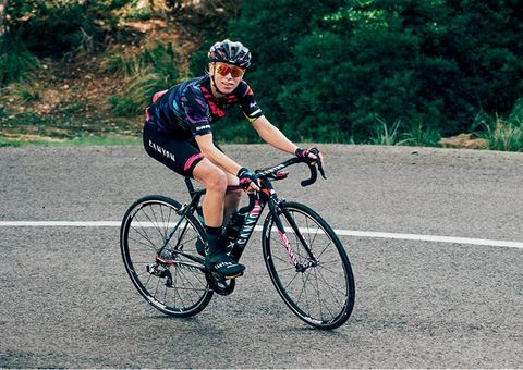5 Ways to Keep Up With Faster Riders   Bicycling