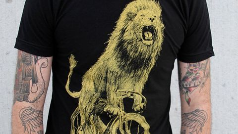 For Your Goofy Friend: Lion T-shirt
