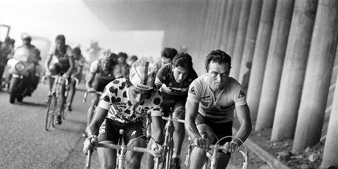 Luis Herrera at the 1985 Tour de France
