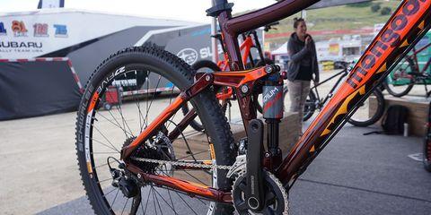 Mongoose bikes Salvo Pro mountain bike