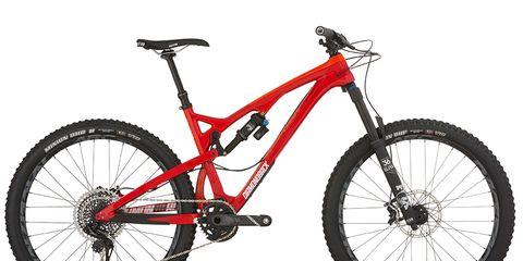 Diamondback Carbon Release 5c red mountain bike