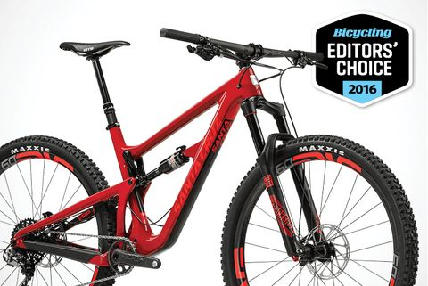 2016 Mountain Bike Editors' Choice Winners