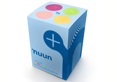 Nuun drink tablets