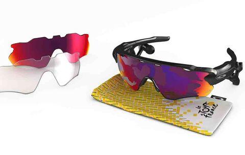 Oakley Releases 2017 Tour de France Edition Eyewear