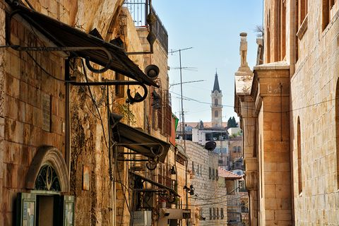 Jerusalem Giro