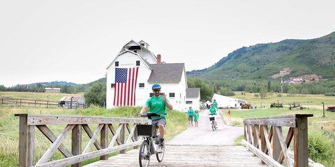 Summit County Park City Bike Share