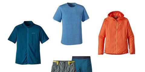 Patagonia Men's Mountain Bike Clothes