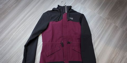 Pearl Izumi women bicycling jacket