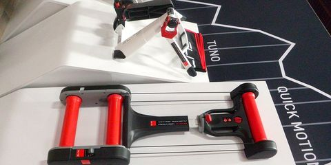 Elite Quick Motion rollers.