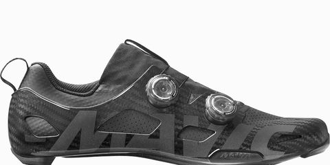 The Comete Ultimate is Mavic's most advanced shoe to date.