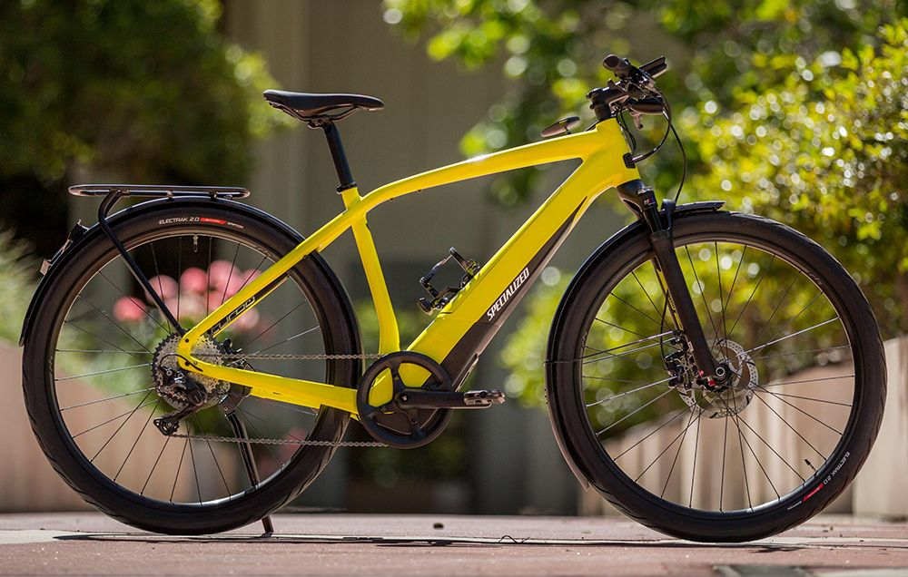 First Look: The Specialized Turbo Vado | Bicycling