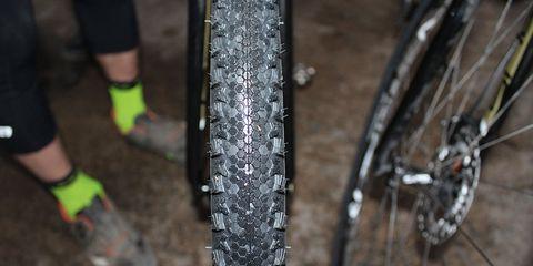 Vittoria Terreno CX Dry tires.