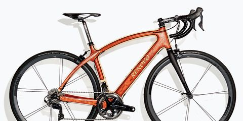 Renovo Pursuit bike
